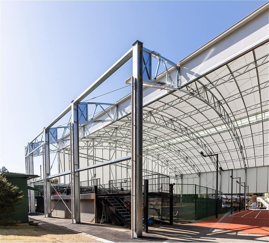 吉田記念テニス研修センター
