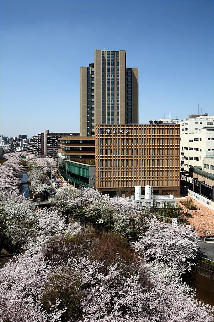 帝京大学医学部附属病院新館