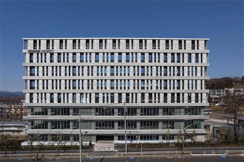 工学院大学八王子キャンパス新2号館